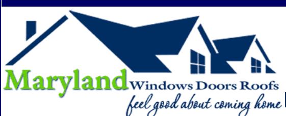 Maryland Windows Doors Roofs