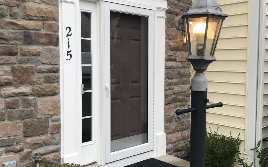 Front Entry Doors in Howard County Maryland
